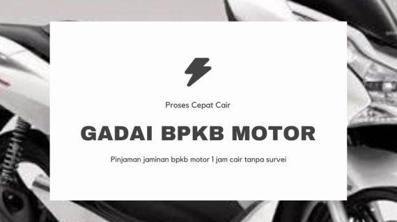 Cara Cepat Gadai BPKB Motor di Setiabudhi Bandung Secara Online Tanpa Survei